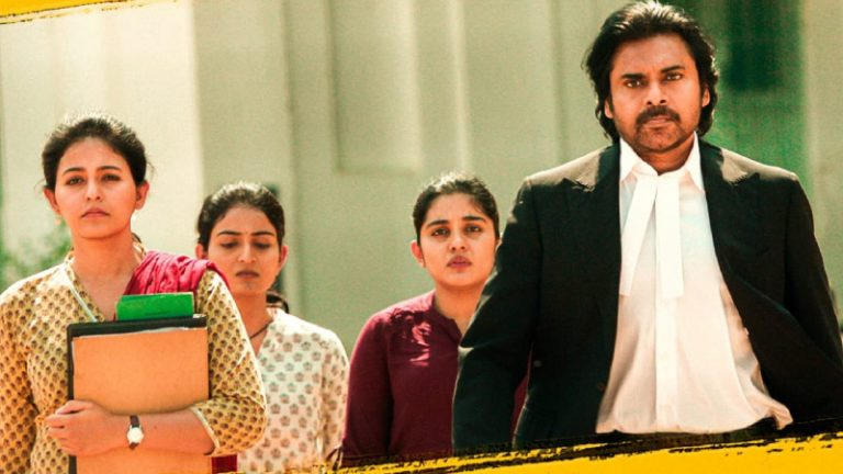 Vakeel Saab is going to have a record release overseas