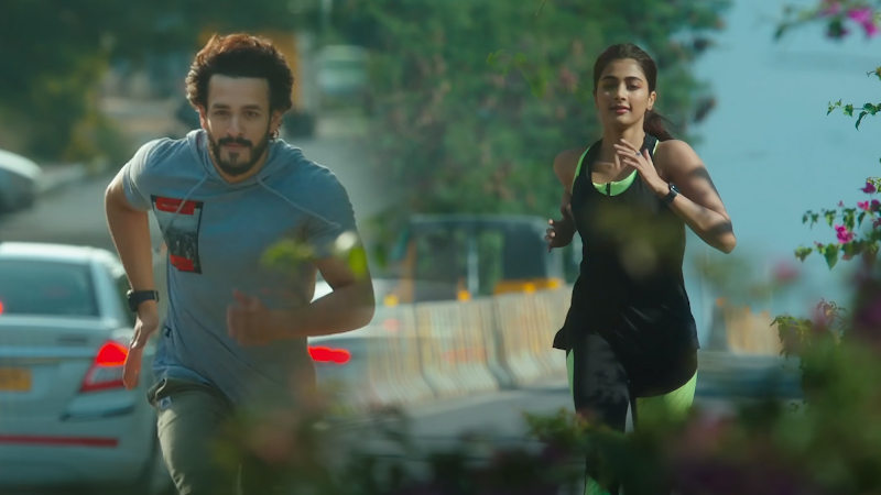 Ye Zindagi Lyrical Video Song Releaed From Most Eligible Bachelor
