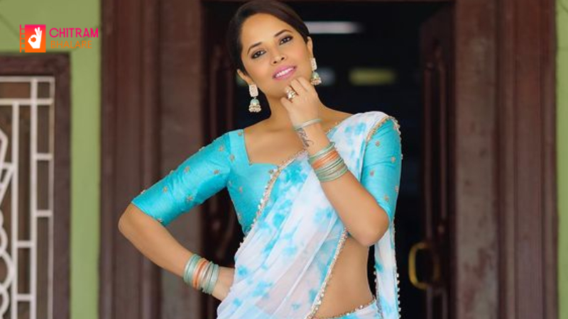 Anasuya Interesting comments on her role in Allu Arjun Pushpa