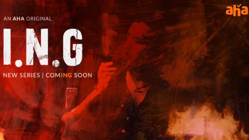 Another suspense thrilling ING web series into Aha
