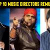 South Top 10 Music Directors Remuneration