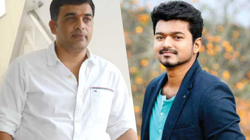 Thalapthy Vijay signs a straight Telugu project With Dil Raju