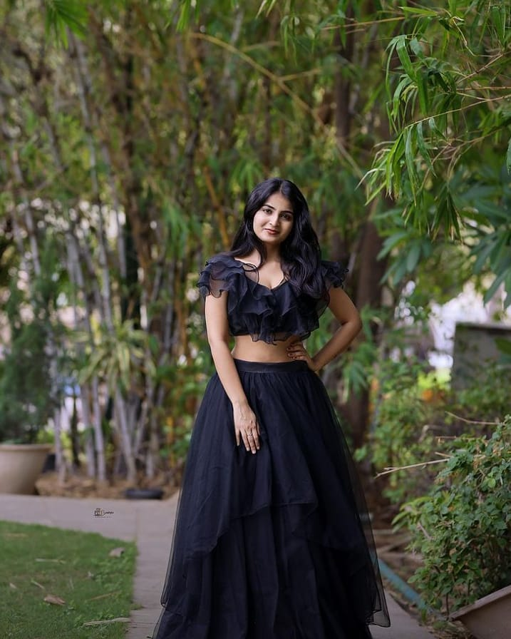 Ananya Nagalla Latest Images