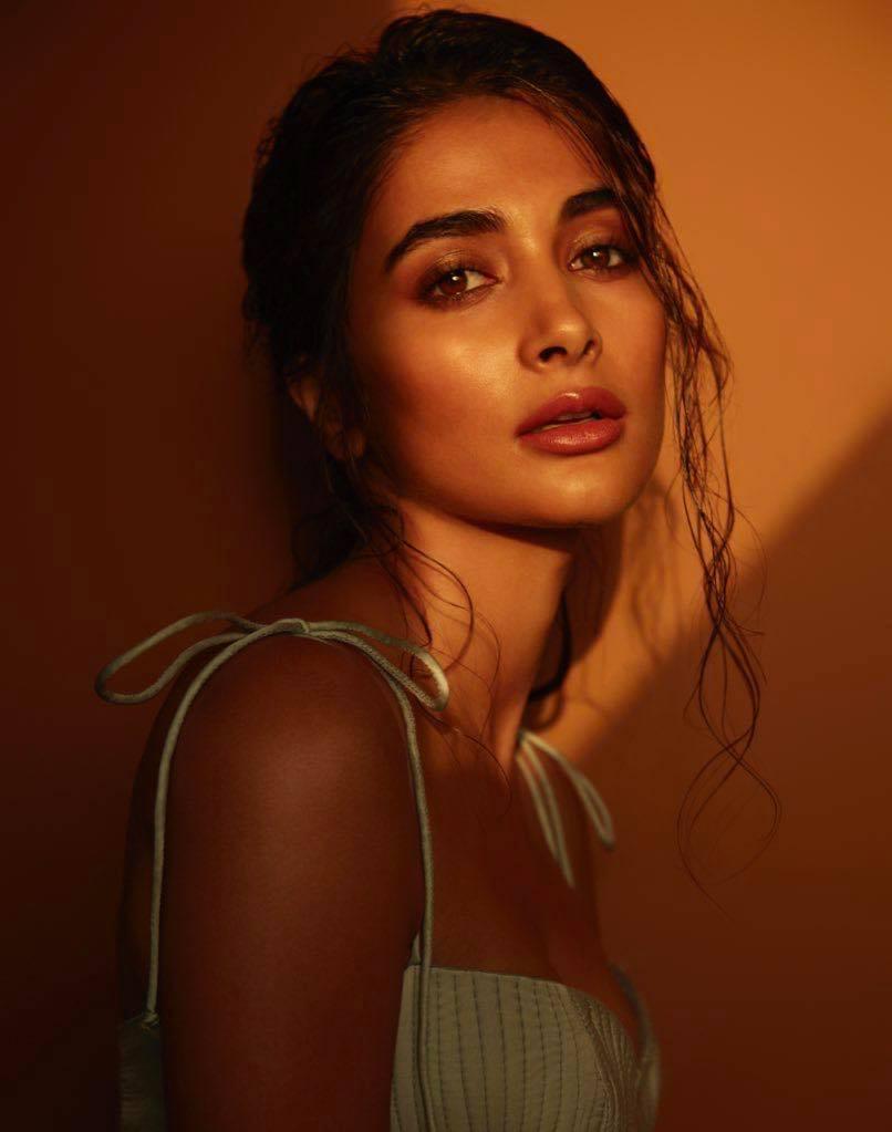 Bollywood Actress Pooja Hegde sexy photoshoot