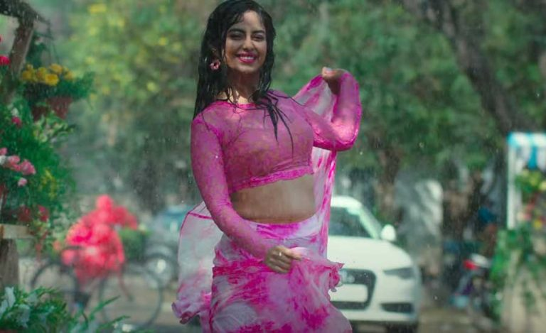 First Glimpse of Avika Gor from Kalyaan Dhev's film