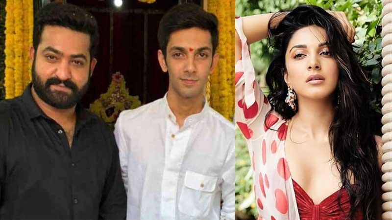 Kiara Advani and Anirudh locked for NTR30