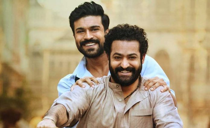 NTR and Ram Charan Starts Dubbing for RRR Movie