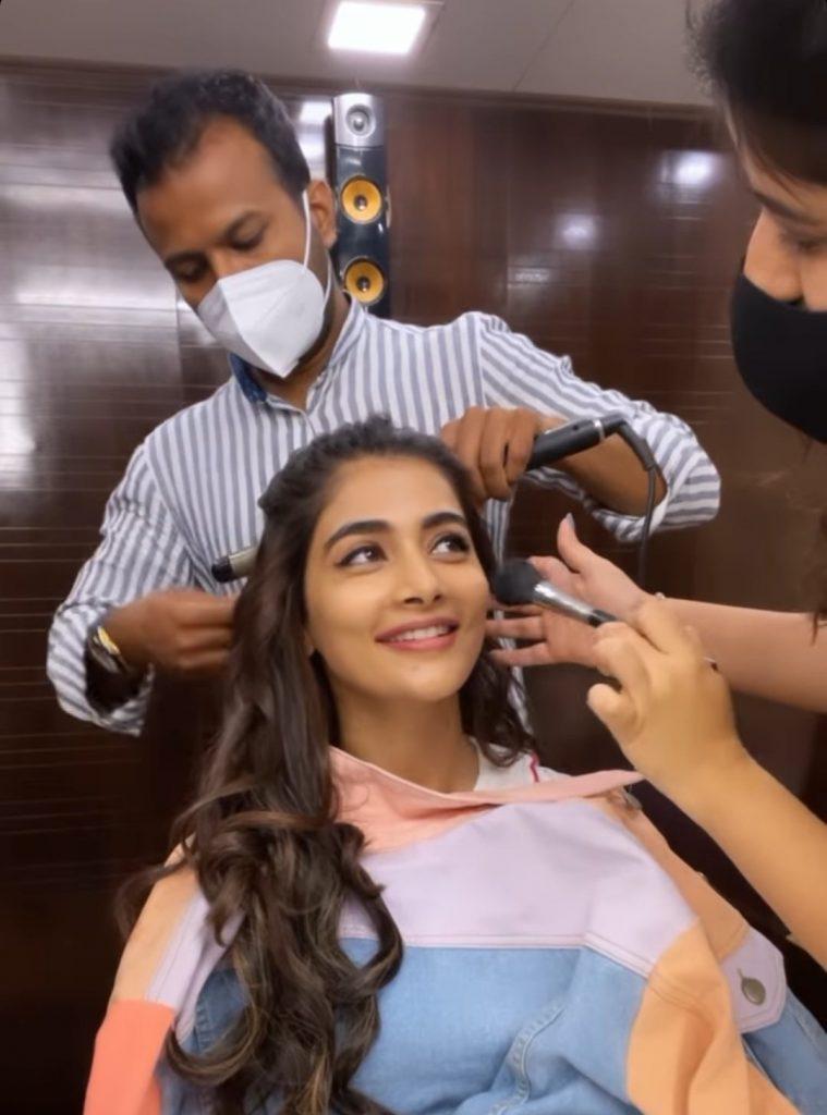 Prabhas Radhe Shyam resume shooting pics