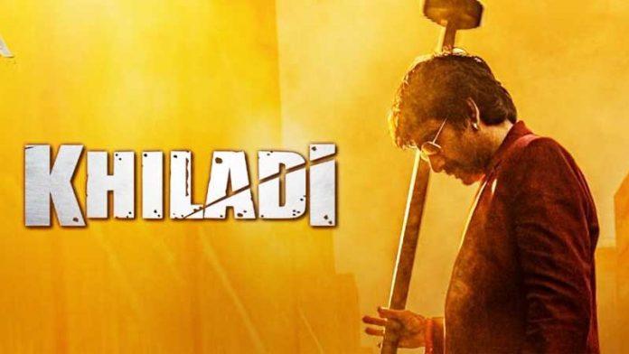 Ravi Teja Khiladi Movie Shooting Updates