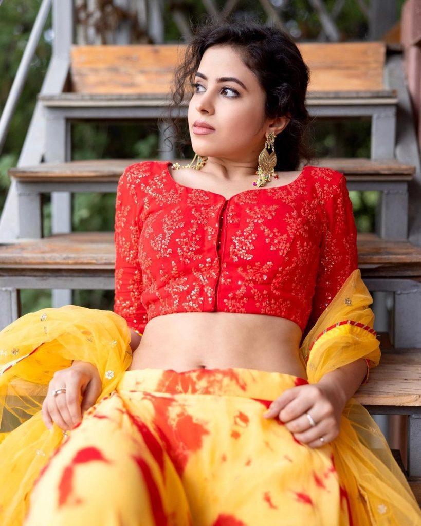 Shobhita Rana hot photos and sexy images
