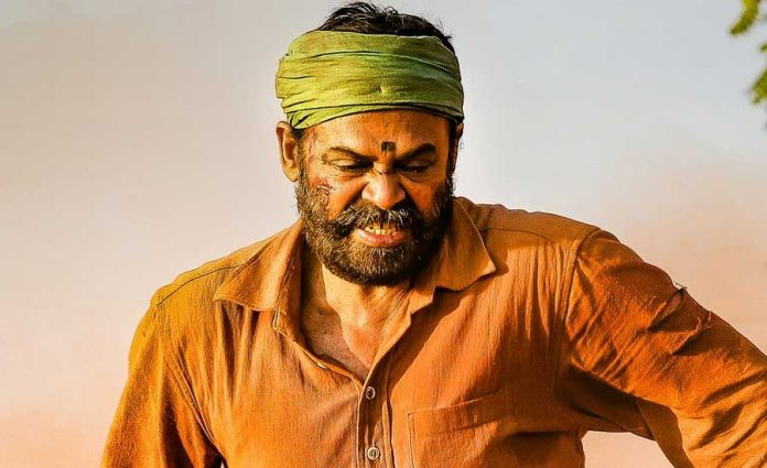 Venkatesh's 'Narappa' is done with Censor formalities Completed