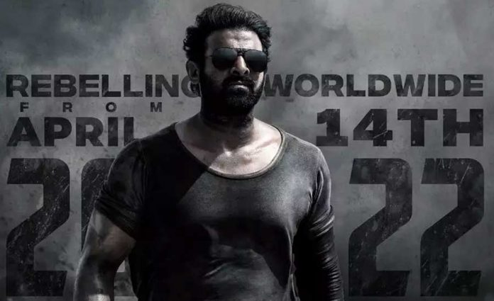 costly hairstyle for Prabhas in Salaar film