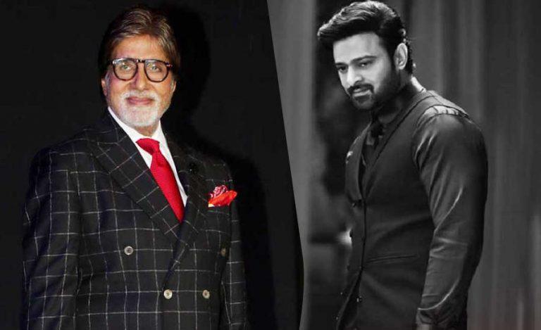 Amitabh Bachchan Join shoot of Prabhas Nag Ashwin Film From Today
