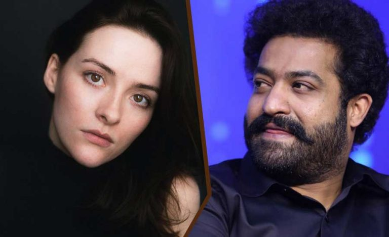 Date Locked For NTR and Olivia Morris song shoot in RRR Movie