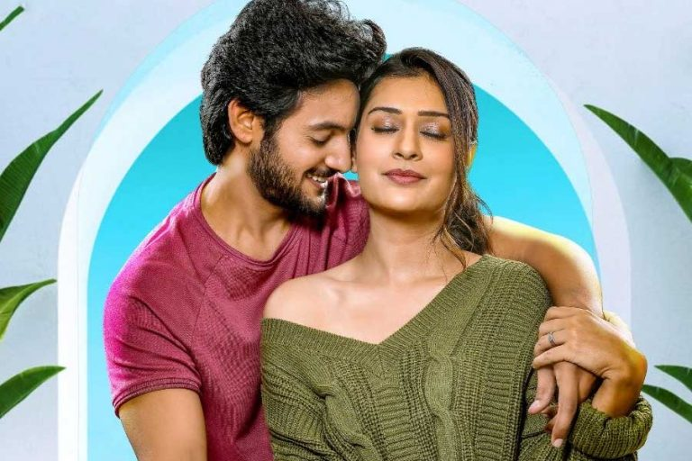 Aadi Sai Kumar Next Kirathaka First Look Poster Released