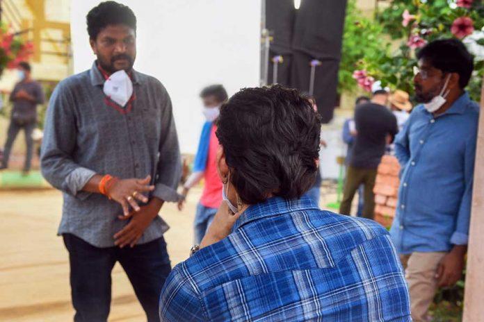 Mahesh Babu Resume shooting for Sarkaru Vaari Paata