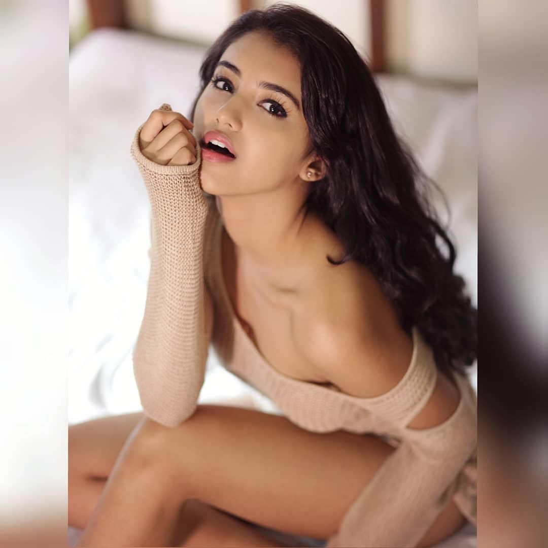 Malvika Sharma Hot Navel Photo shoot