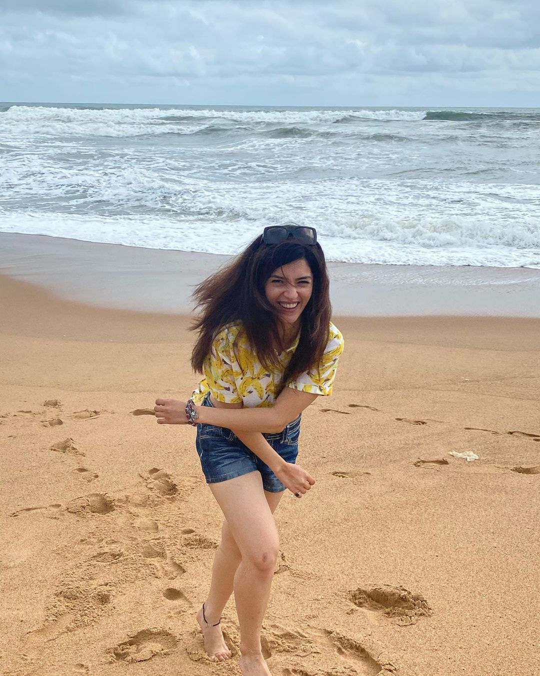 Mehrene Pirzada Hot Images and sexy stills
