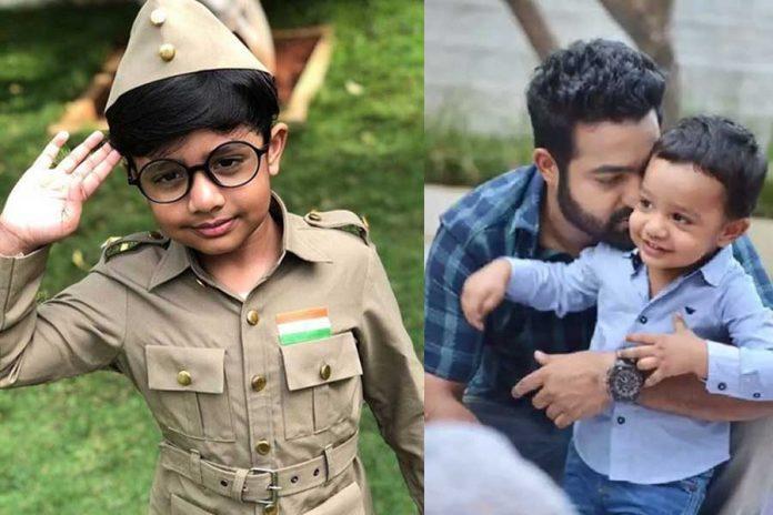 NTR's elder son Abhay Ram to make a debut with Rana's HiranyaKashipu film!