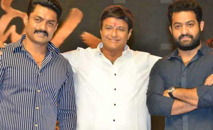 Nandamuri family Balakrishna NTR and Kalyan Ram Movies
