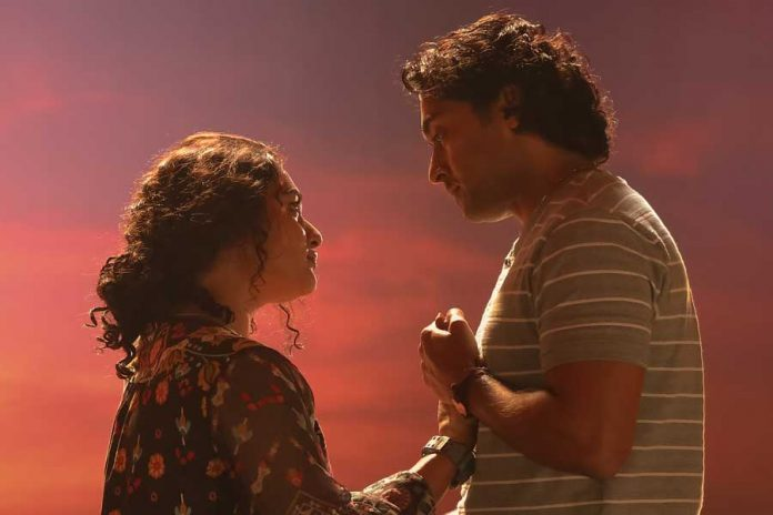 Netflix Releases Romantic Song From Most Awaited Anthology Navarasa