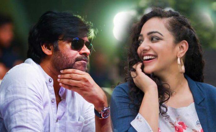 Nithya menen Next movie with Pawan Kalyan