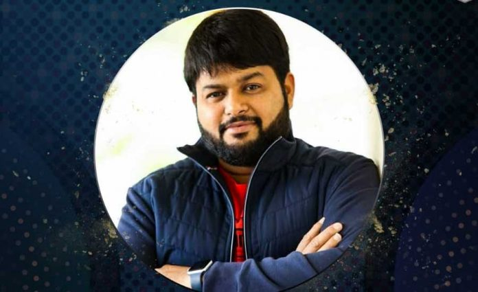 SS Thaman on board for Ram Charan and Director Shankar's movie RC15