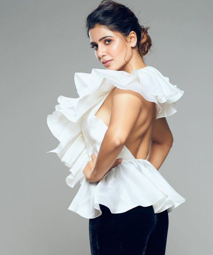 Samantha Akkineni hot collection photos