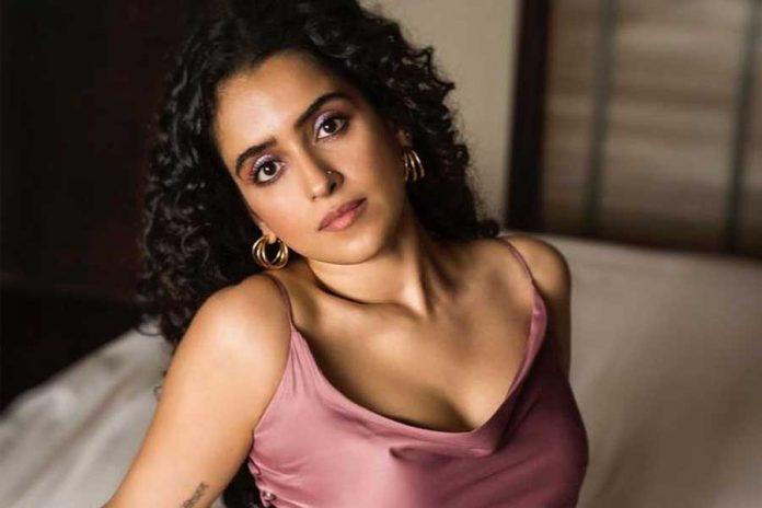 Sanya Malhotra joins Rajkummar Rao in the Hindi remake of blockbuster Telugu cop thriller 'HIT'