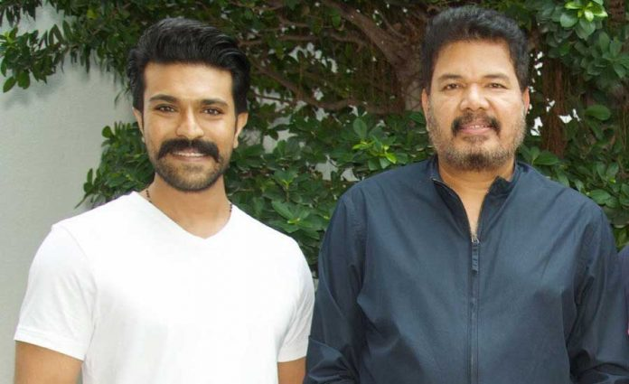 Shankar-Charan RC15 shooting update and story details