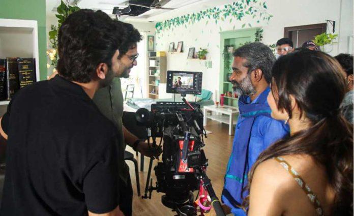 Sharwanand Aadavallu Meeku Joharlu resume Shooting