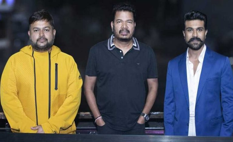 Thaman on board for Shankar-Ram Charan film, RC 15