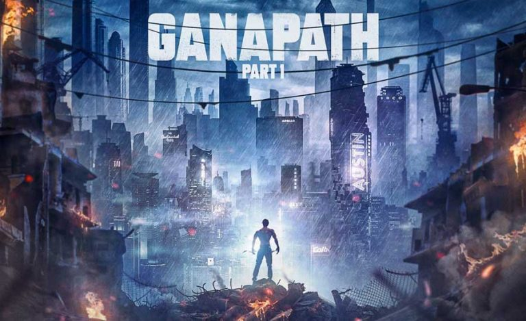 Tiger Shroff and Kriti Sanon's Ganapath story is set in 2090 Backdrop