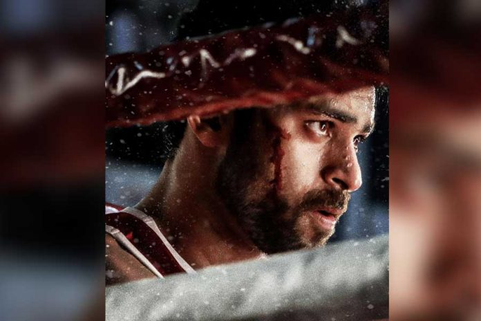 Varun Tej's Ghani final schedule commences in Hyderabad
