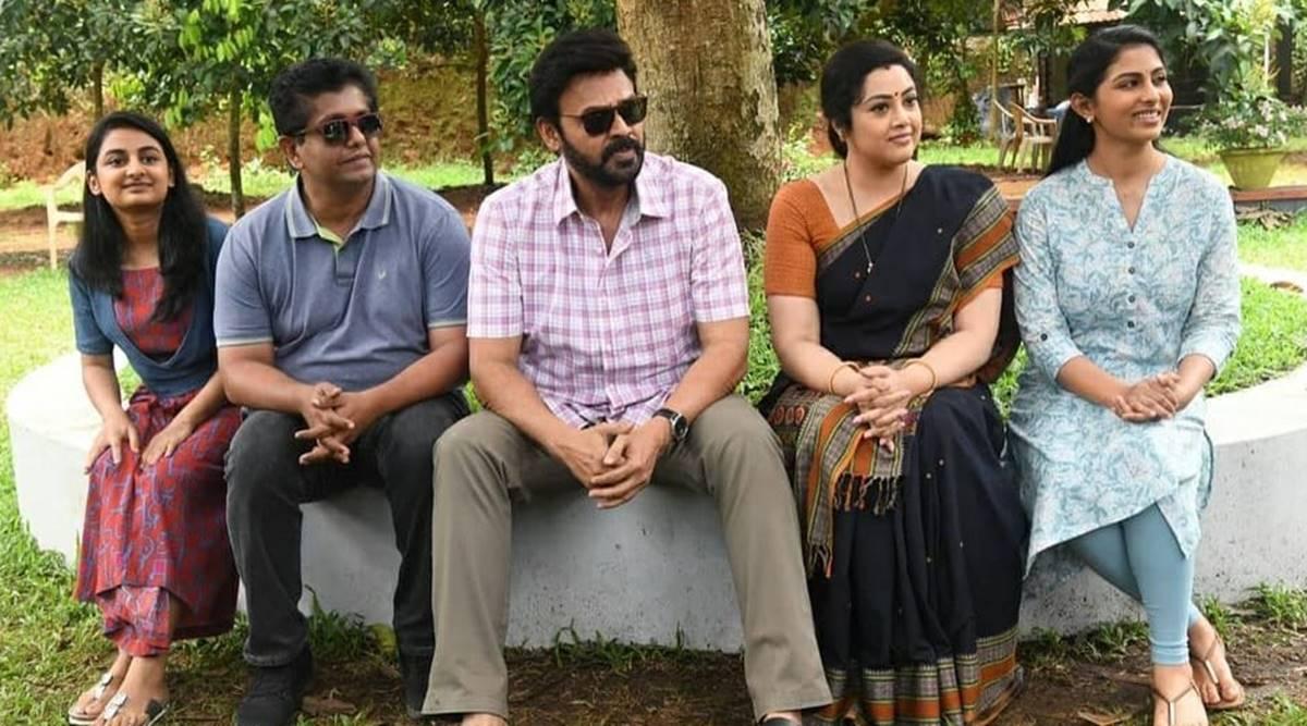 Venkatesh Daggubati wraps shoot for Telugu version of Drishyam 2