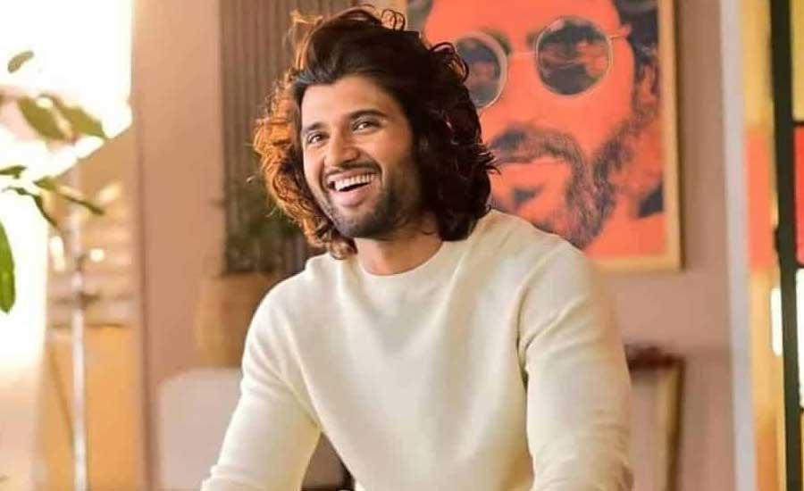 Vijay devarakonda Liger shooting update