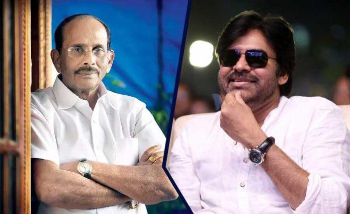 Vijayendra prasad script for Pawan Kalyan Next movie