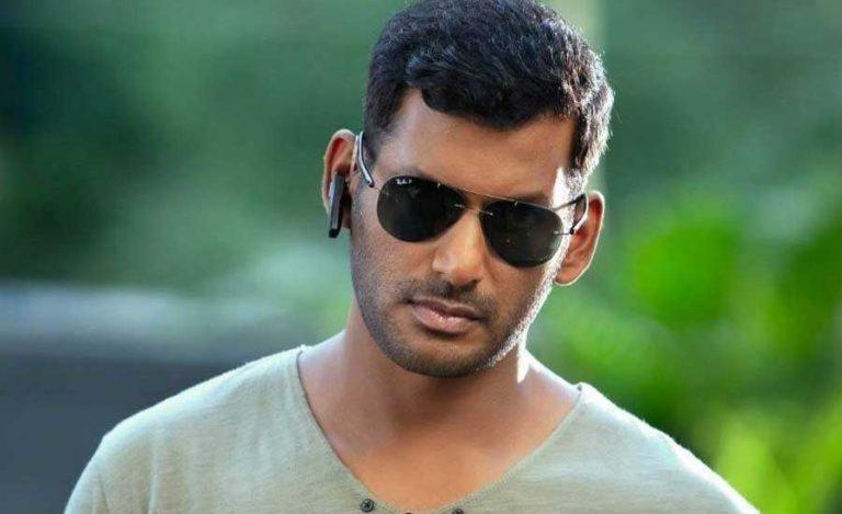 Vishal gets injured while shooting for Vishal 31