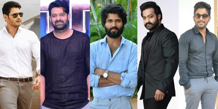 Which Telugu Actor Is Highly Popular In Social Media