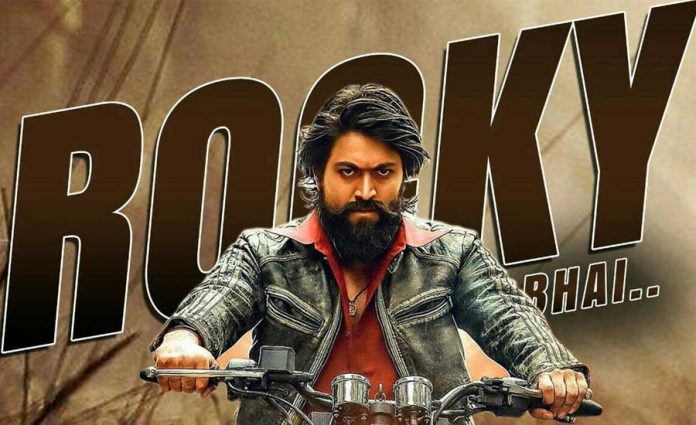 Yash KGF Chapter 2 audio rights sold for a whopping amount