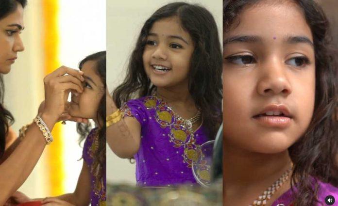 allu sneha reddy shares adorable video of allu arha